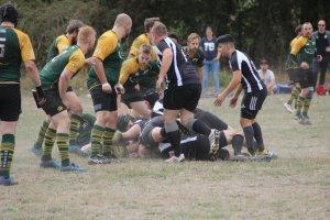 01.09.2018 - Rugby Herren - Leipzig Scorpions vs. USV Halle/RCL II