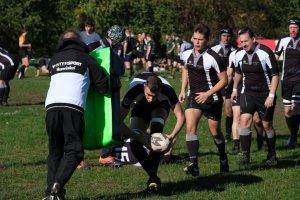 12.10.2019 - Rugby Herren - USV Halle/RCL II vs. Leipzig Scorpions