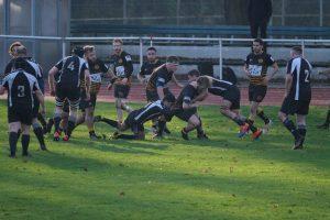 10.11.2019 - Rugby Herren - BSC Berlin vs. Leipzig Scorpions