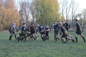 16.11.2019 - Rugby Herren - Leipzig Scorpions vs. RK 03 Berlin